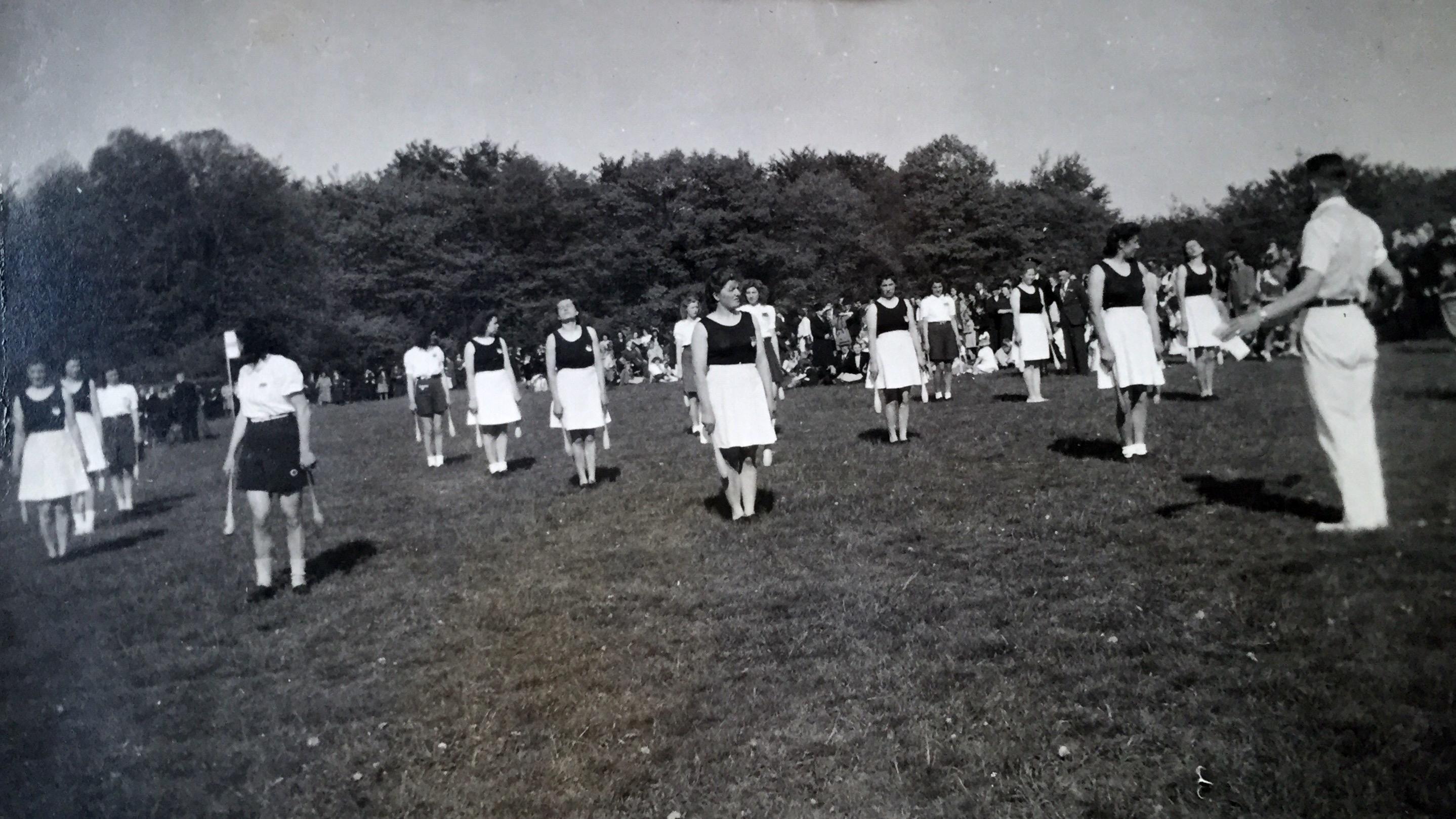 Foto presentatie 90 jaar Kracht en Vlugheid